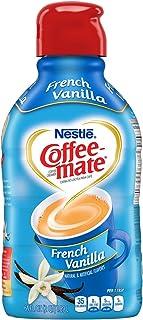 Nestle Coffee-mate Liquid Creamer, French Vanilla 64 oz. A1