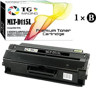 TG Imaging Compatible Toner Replacement for Samsung MLT-D115L (Black)