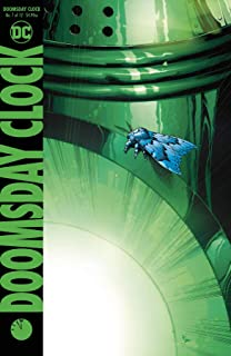 DOOMSDAY CLOCK #7 (OF 12) COVER A (DC 2018)