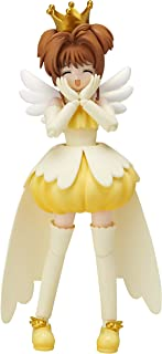 Tamashii Nations Bandai S.H.Figuarts Sakura Kinomoto Cardcaptor Sakura Action Figure