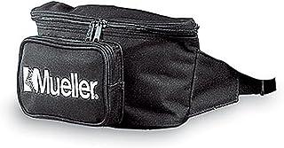 Mueller 法兰绒包,空,黑色,0.25 磅