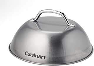 """CUISINART CMD-108 Melting Dome, 9"""",Stainless steel"""