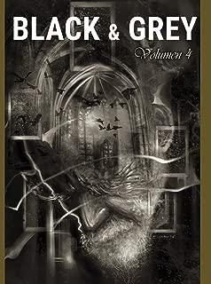 Black & Grey Volume 4: Tattoo Design Collection