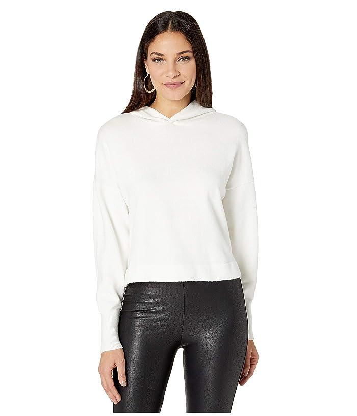 BB Dakota  All Hood Things Sweater (Ivory) Womens Sweater