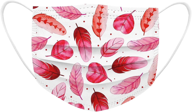 Moda Universal Linda Bufanda el/ástica Suave Industrial de para Mujeres Hombres 21229-8 YpingLonk 10pc Bufanda Unisex con Estampado de Plumas para Adultos