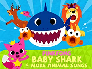 Pinkfong! Baby Shark & More Animal Songs