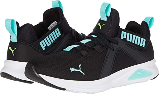Puma Black/Aruba Blue