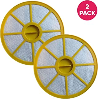Crucial Vacuum Pre-Filter Replacement Compatible with Dyson DC-14 - Replaces Pre-Motor Filter Part 905401-01, 90540101 - Perfect for Home or Office and Cleaner for Purified Healthier Air (2 Pack)