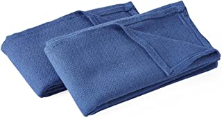 Medline MDT2168286Z Sterile Disposable Surgical Towels, Blue (Pack of 6)