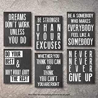 Rules To Live By Poster