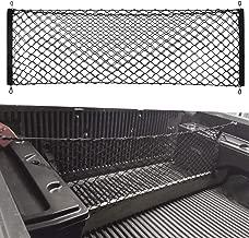 VCiiC Truck Envelope Style Trunk Rear Cargo Net for Nissan Frontier