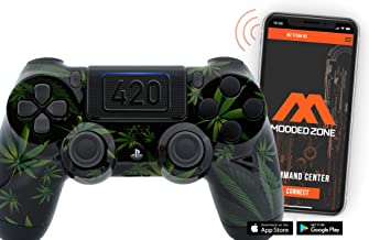 Best Smart 420 Black PS4 PRO Modded Controller for Rapid Fire FPS MOD Pack Custom Modded Controller for All Major Shooter Games Warzone & More (CUH-ZCT2U) Review