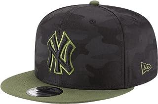 03380b94bb0 New Era 9Fifty Snapback Cap Memorial Day New York Yankees Black Camo Army  Green 11756163
