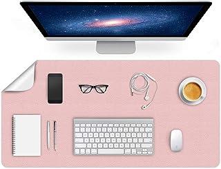 Desk Pad Blotter Mat Table Protector Mat on Top of Office Writing Desks Laptop Computer..