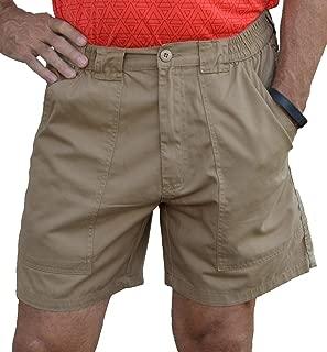 Trod Men's Deep Pockets Short, 6