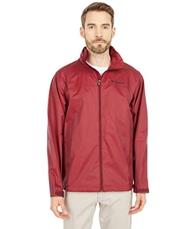 Columbia Glennaker Lake Rain Jacket (Red Jasper) Men