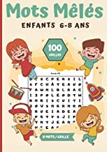 Livres Mots Mêlés Enfants 6-8 ans: 100 puzzles en Gros caractère à résoudre - vocabulaire adapté pour les plus jeunes - Idée cadeau fête et noël PDF