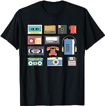 Retro 1990s technology - games gadget electronics T-Shirt