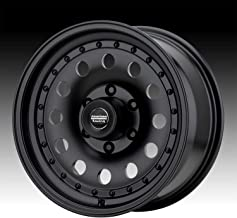 AMERICAN RACING AR62 OUTLAW II Wheel with BLACK (17 x 8. inches /5 x 83 mm, 0 mm Offset