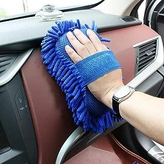 Car Sponge Cleaning Glove for Fiat Punto Abarth 500 Stilo Ducato Palio Bravo Doblo Alfa Romeo Milano 159 147 156