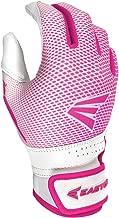 Easton A121995M Women's Baseball Clothing Batting Gloves, White
