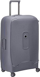 Delsey Paris Moncey Suitcase, 76 cm, 112 L, Grey