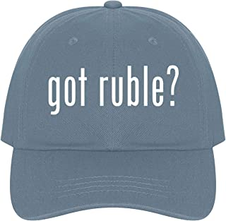 The Town Butler got Ruble? - A Nice Comfortable Adjustable Dad Hat Cap