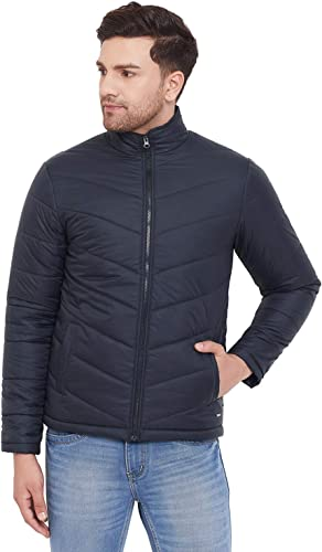 Men s Light Weight Solid Puffer Jacket