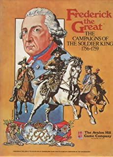 AH: Frederick the Great Board Game, 2nd Edition