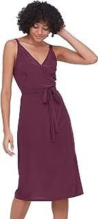 LilySilk Silk Camisole Wrap Dresses for Women Sexy Fashion Designer Spaghetti Strap