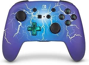 PowerA Enhanced Wireless Controller for Nintendo Switch Spider Lightning