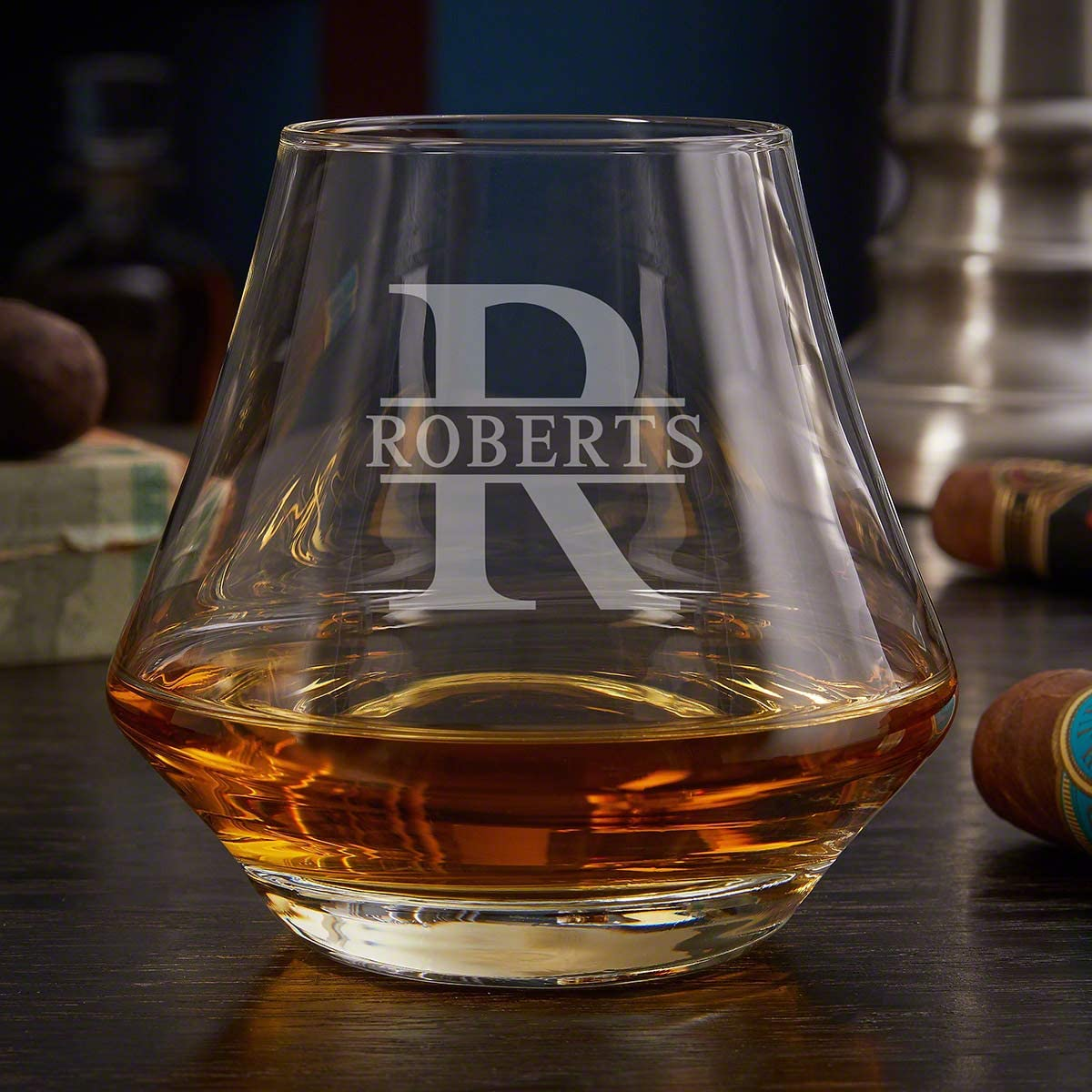 Oakmont Engraved DiMera Brandy Product Glass Max 80% Max 51% OFF OFF Personalized
