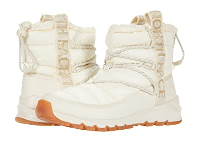 The North Face Thermoball Lace-Up (Vintage White/Vintage White) Women