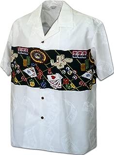 Fabulous Las Vegas Men's Cotton Shirt
