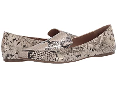 Steve Madden Feather (Gold Metallic) Women