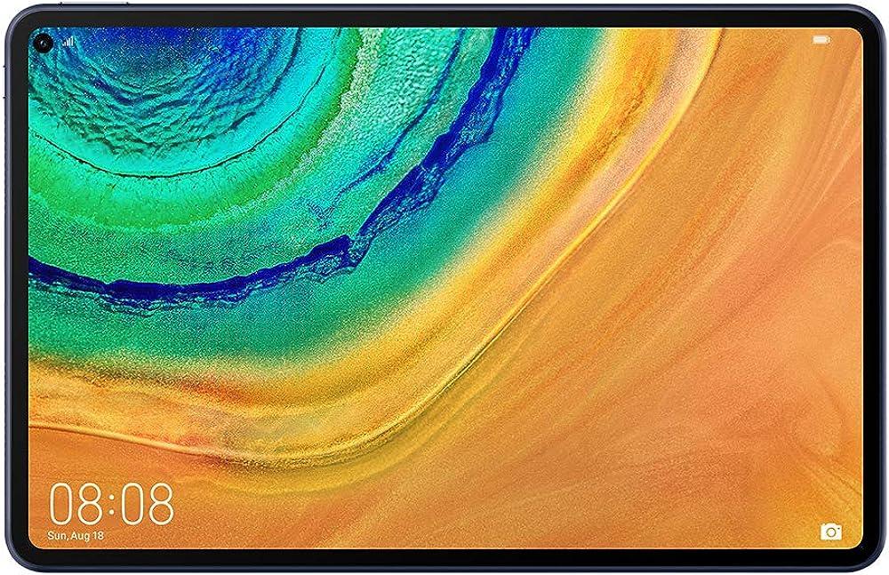 Huawei matepad pro, display da 10.8``, ram da 6 gb, memoria interna da 128 gb, wi-f, processore kirin 990, sis 6901443373697