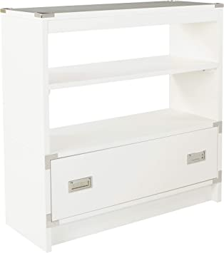 Amazon.com: OSP Home Furnishings Wellington 36-inch Bookcase with