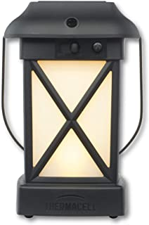 Thermacell Cambridge Mosquito Repellent Patio Shield Lantern; 15' X 15' Foot..