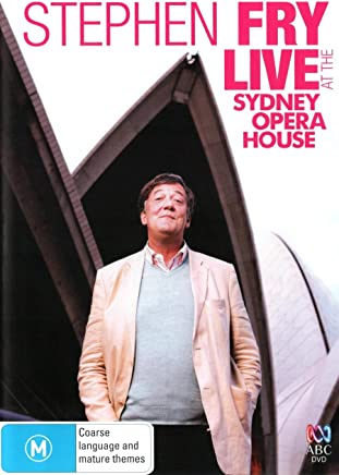 Stephen Fry Live at Sydney Opera House