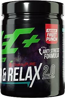 ZEC+ SLEEP & RELAX 2.0, Shake mit Aminosäuren, Post Workout Supplement, 450 g, Fruit Punch