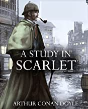 A Study in Scarlet(classics illustrated) (English Edition)