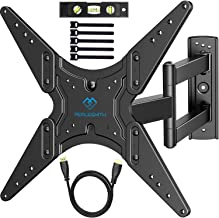 Perlesmith TV Wall Mount for Most 26-55 Inch TVs with...