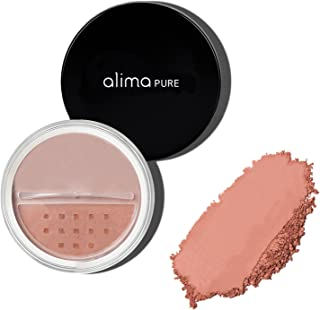 Alima Pure Satin Matte Blush - Honey Rose