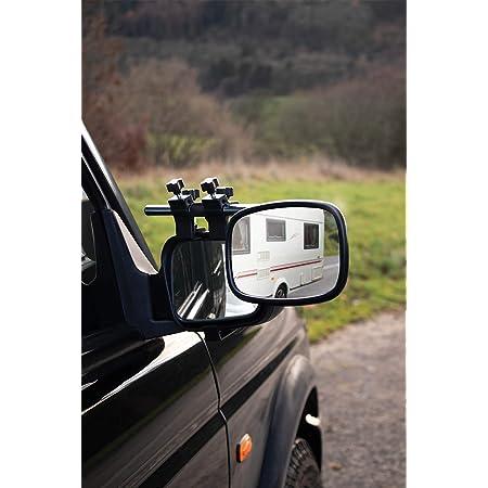 Maypole Mp8329 Paar Konvexe Wohnwagenspiegel Auto