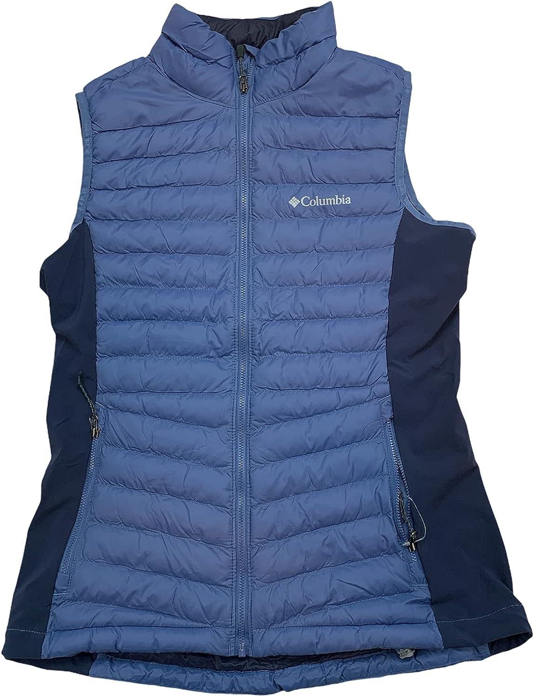 Columbia Women's South Valley Full Zip Hybrid Vest Jacket