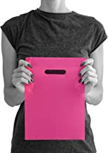 Best pink plastic shopping bags Reviews