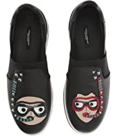 Dolce & Gabbana - Divers Slip-On Sneaker