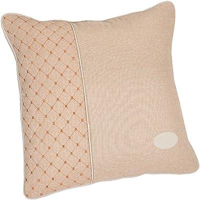 Amazon.com: Luz naranja almohadas Cover, Cubierta Leaf ...