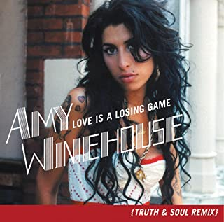 winehouse love is a losing game