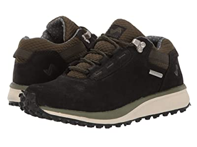 Forsake Range Low (Black/Olive) Women